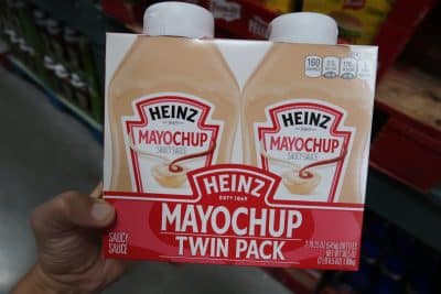 heinz mayochup at BJs with coupon