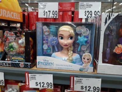 frozen 2 dolls at bjs
