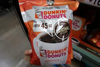 dunkin donuts coffee deal