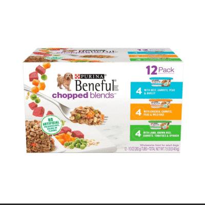 purina beneful wet dog food coupons at BJs