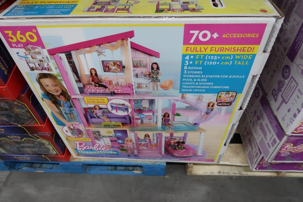 barbie dreamhouse bjs toys 2019