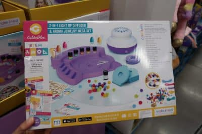 Make It Real GoldieBlox 2-In-1 Light Up Diffuser BJ's Exclusive Super Kit