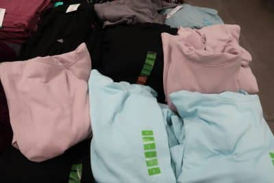 sweat shirts at BJs wholesale club