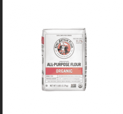 king arthur organic flour coupon deal