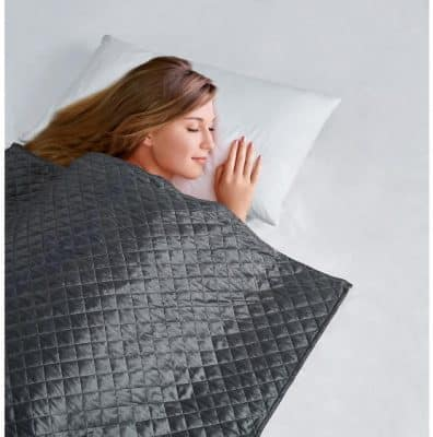 truley soft weighted blanket deal at BJs