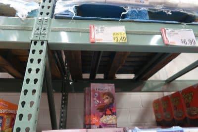frozen 2 cereal deal at bjs