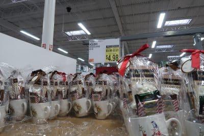 hot chocolate mug deal at BJs