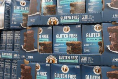 king arthur gluten free brownies