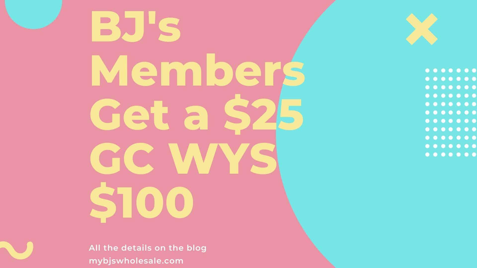 Get Ready! P&G Coupon Deal Ideas Starting Sunday 9/26 at BJs