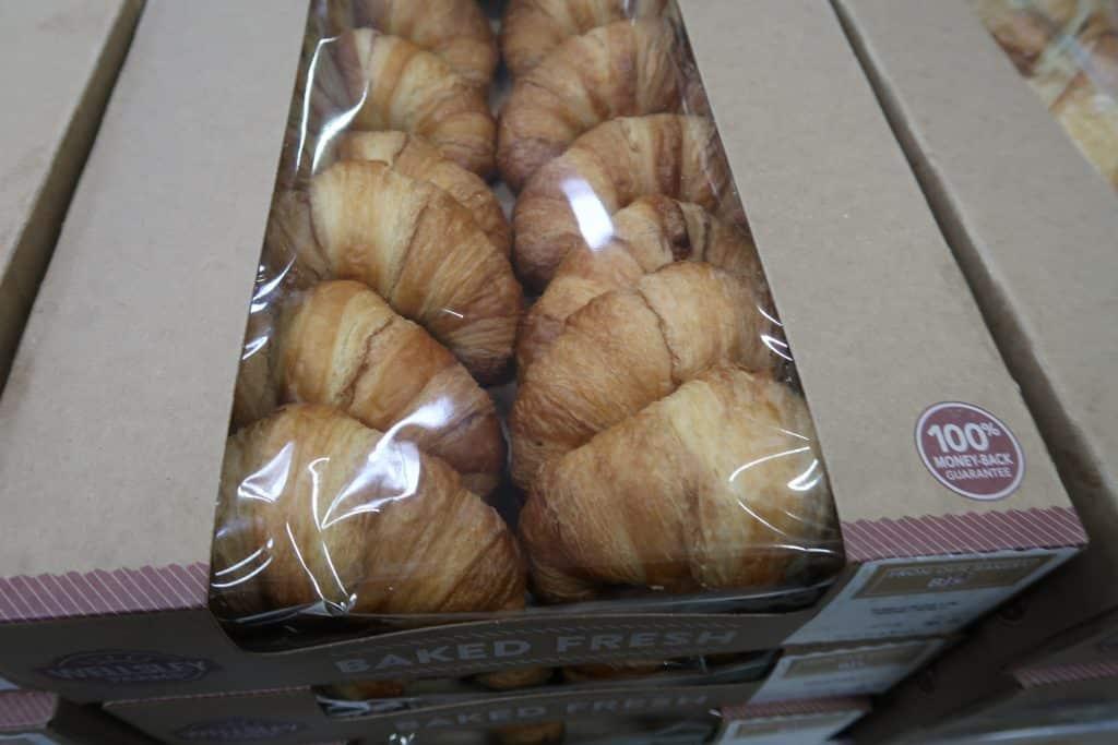 bakery items at BJs