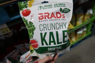 brands crunchy kale