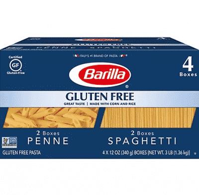 triple stack barilla pasta