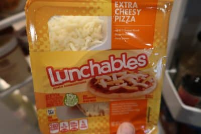 lunchables deal at BJs
