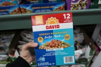 david snacks at bjs