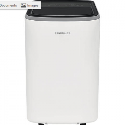 frigidaire portable ac unit