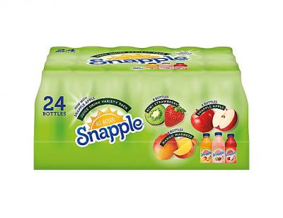 snapple variety juice pack mybjswholesale deals