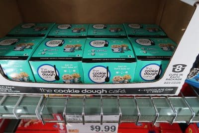 cookie dough edible at bjs