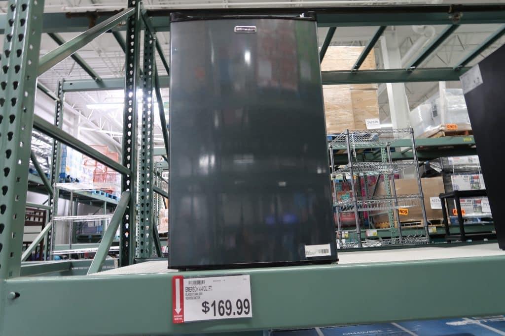 best mini fridge emerson bjs