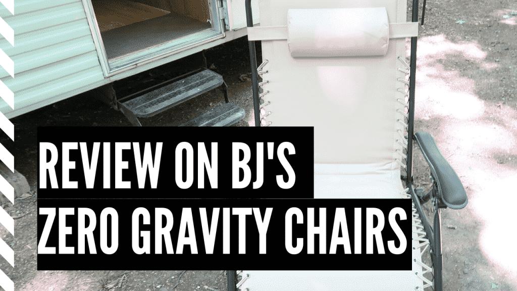 bjs zero gravity chairs