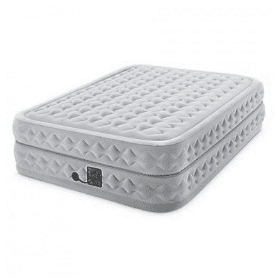 intex air flow queen air bed