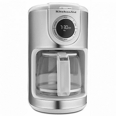 kitchenaid 12-cup coffee maker