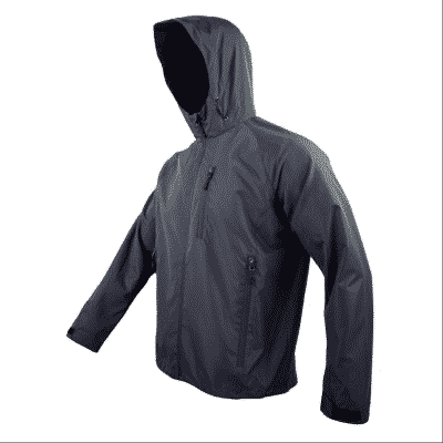 reel life mens rain coat