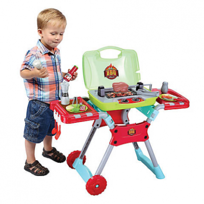 world tech kids portable bbq