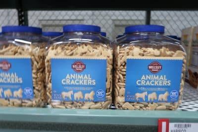 wellsley farms animal crackers at bjs