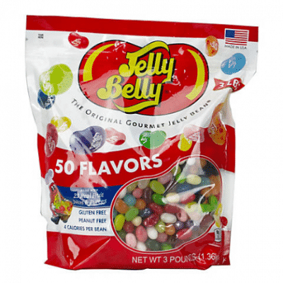 Jelly Belly 50 flavors 3lbs