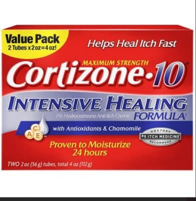 cortizone bjs