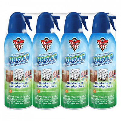 dust off duster compressed air