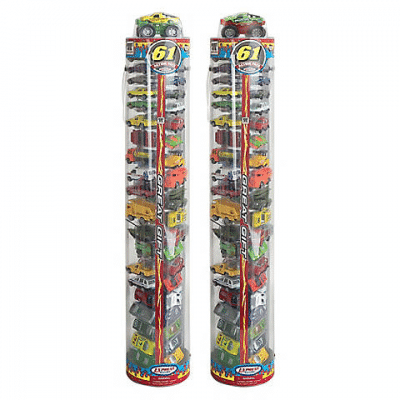 express wheels toy cars tubes