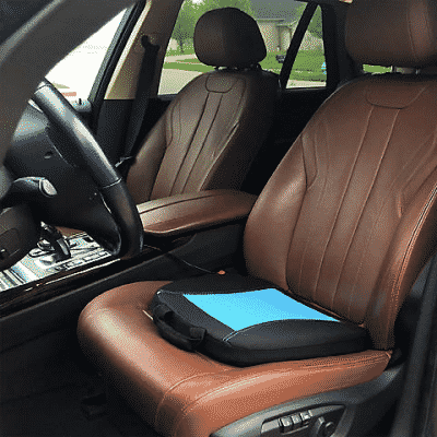 myride heated n cooled seat cushion