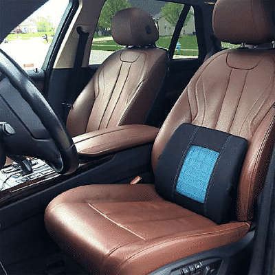MyRide Lumbar Seat Cushion
