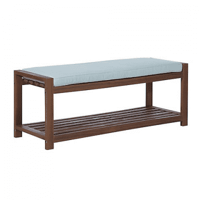 W.Trends Outdoor Acacia Bench