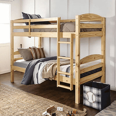w. trends twin size bunk beds