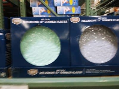 BJ's Melamine Plates 8 Packs