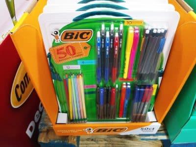 BIC 50ct Essentials Pack