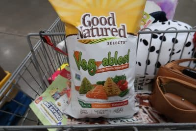 good natured selects vegetables