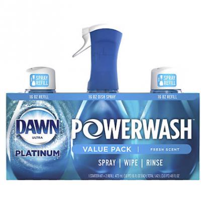 dawn platinum powerwash