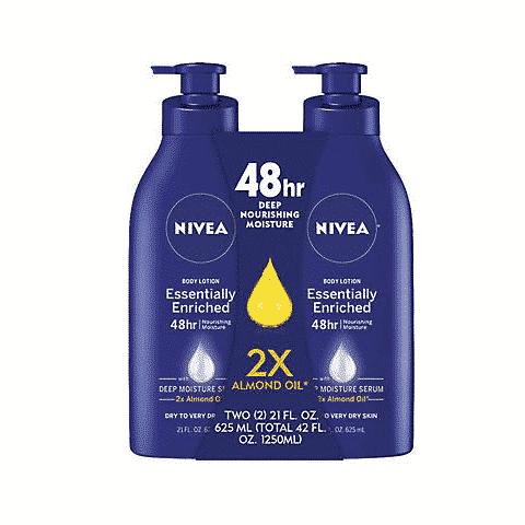 Nivea Lotion ONLY $0.75 a bottle! Ends 1/22
