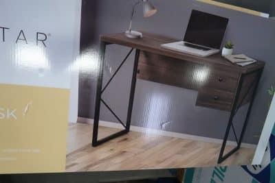 twin star writing desk