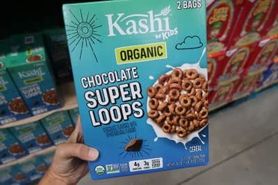 Kashi Organic Chocolate Super Loops Cereal