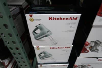 kitchenaid  hand held mixer