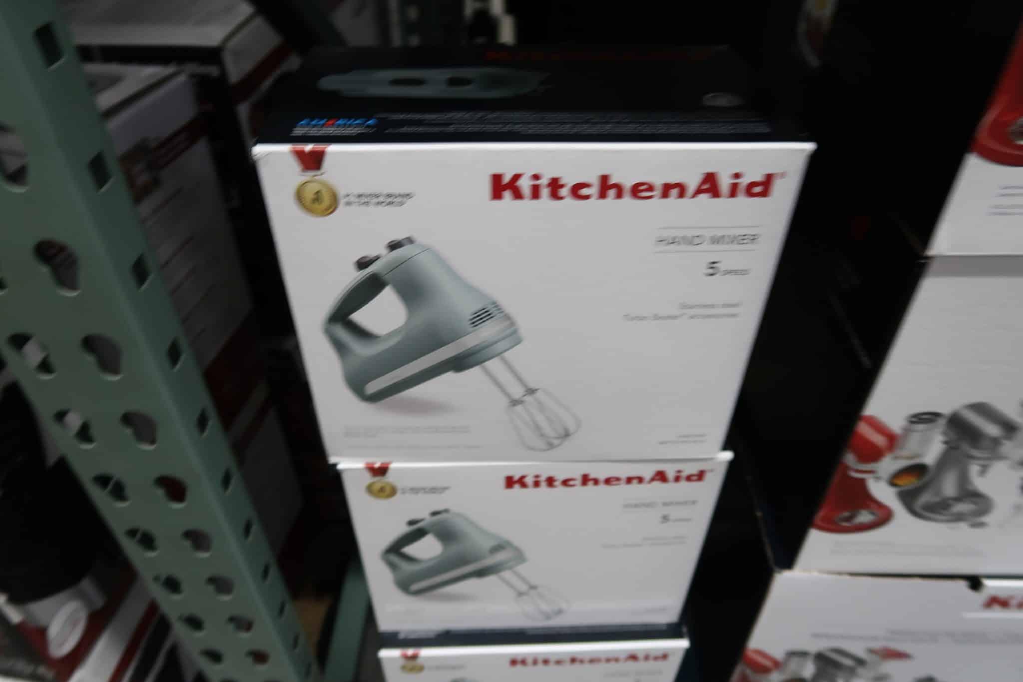 Kitchenaid Hand Mixer $39.99