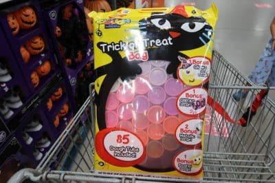 rick or treating playdough
