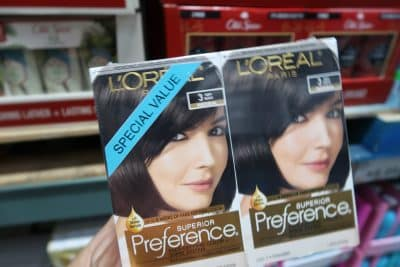 loreal preference hair color