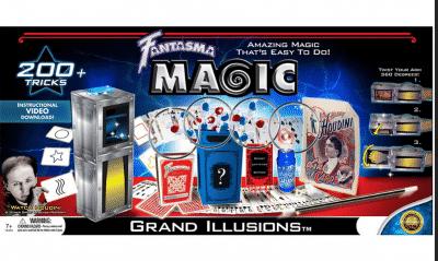 fantamas grand illusions magic set