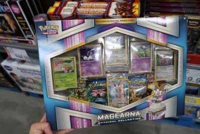 Pokemon Mythical Collection Boxes