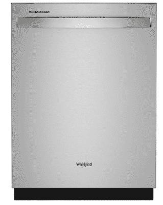Whirlpool Large Capacity Dishwasher